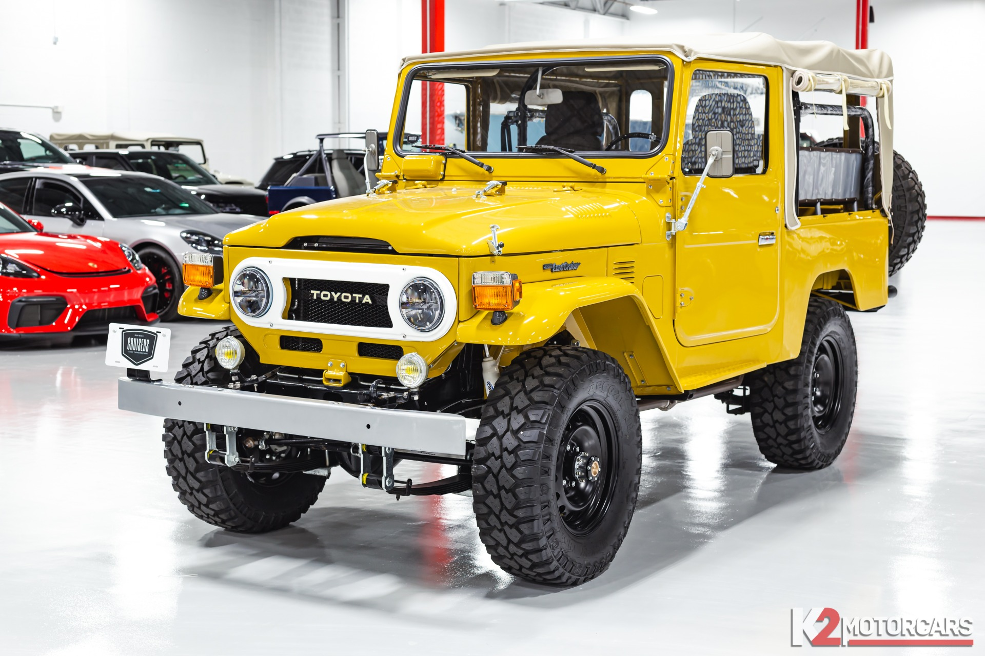 1977 Toyota Land Cruiser 40 Series 4WD